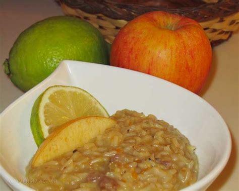 cucinare risotto agli sci risotto agli agrumi con scorzette castagne e bottarga