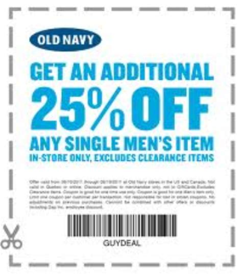 old navy coupons nov old navy printable coupons september 2015 printable
