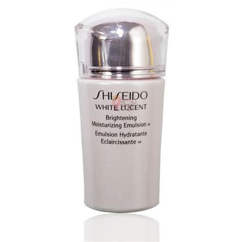 shiseido white lucent brightening moisturizing