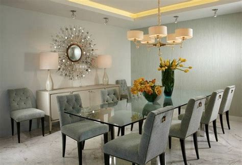 glass dining room 19 brilliant dining room designs with glass table