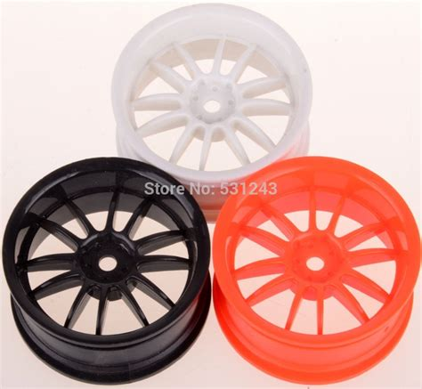 4pcs Black 1 9 Wheel Rims For Hsp Hpi Racing 1 10 Rc Model 4wd Car 60 compare prices on rims black shopping buy low price rims black at factory price