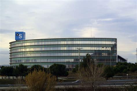 Banca Sant by Archivo Edificio Corporativo Banco Sabadell En Sant Cugat