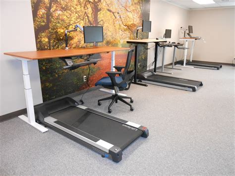 Walk While You Work With The Levine Treadmill Workstation by Workwhilewalking Retail Store