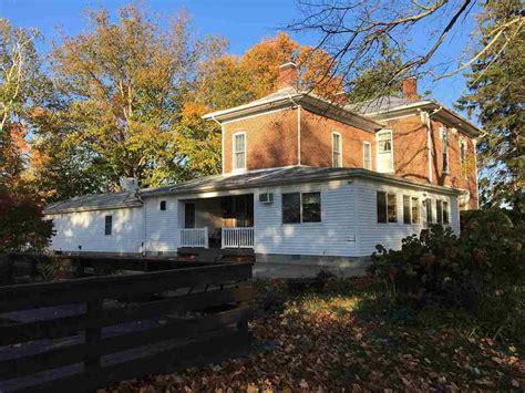 farmhouse for sale in indiana 1870 italianate farmhouse on 40 acres for sale in indiana captivating houses