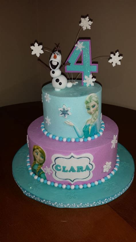 Freezer Cake simple frozen themed cakes www pixshark images galleries with a bite