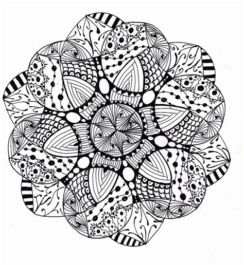 0 Level Coloring Pages by Mandala Coloring Pages Advanced Level Printable Coloring