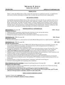 Sle Of Keywords In Resume Sales Representative Resume Keywords Free Sle Resumes