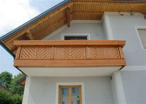Balkon Holz by Balkongel 228 Nder Holz Holzbalkon Leeb Balkone Und Z 228 Une