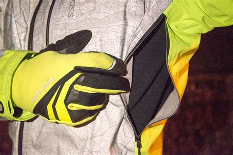 layout ultimate gloves review ultimate visibility torch cycling jacket shines at night