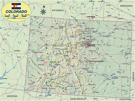 colorado mountains map colorado mountains map pictures to pin on