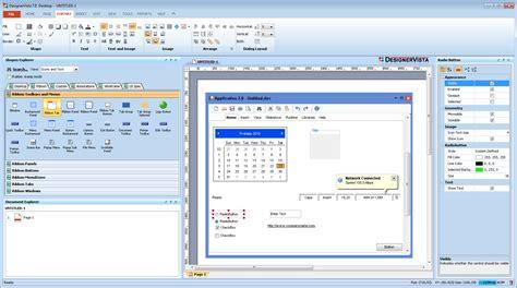 designervista mockup обзор инструментов для прототипирования пользовательских