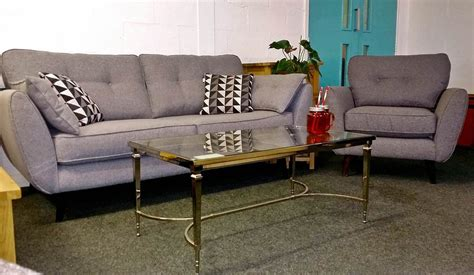 french connection sofas french connection zinc 3 seater sofa armchair set the