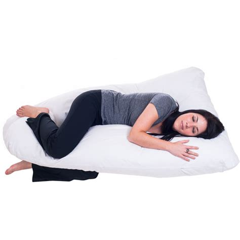 Walmart Pregnancy Pillow by Somerset Home Contour U Pillow Great For