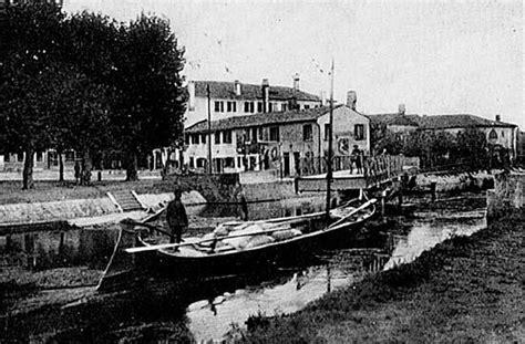 veneziano prozzolo barca di lavandai a oriago