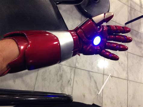 iron man mk gauntlet completed full dive deviantart