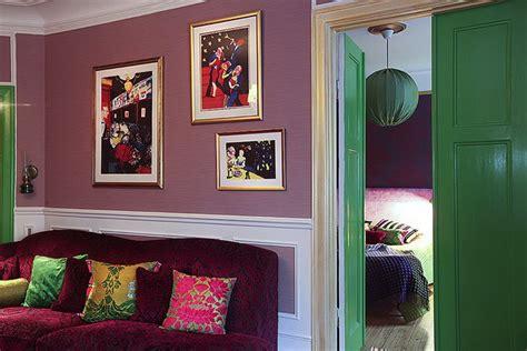 tappezzeria pareti casa colori e tappezzerie per una casa bohemien casa e trend