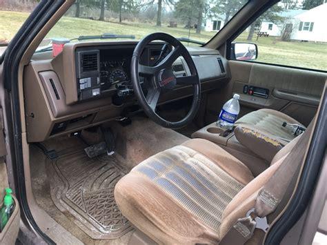 1994 Suburban Interior by 1994 Chevrolet Suburban Pictures Cargurus