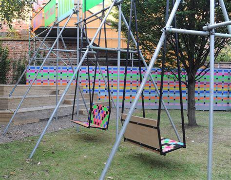 swing installation swing it wakefield uk morag myerscough and luke morgan
