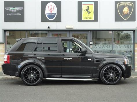 range rover sport edition land rover range rover sport stormer edition for sale in