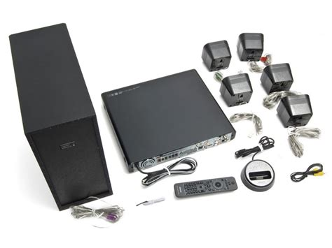 philips 1000 watt 5 1 dvd home theater system with 1080p