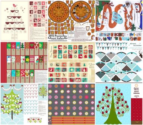 advent calendar kits to make a kit to make advent calendars vote in our