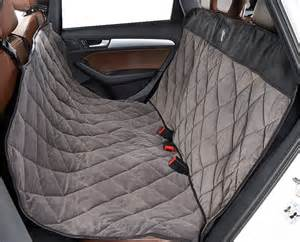 Car Seat Covers For Pets Bowsers Hammock Pet Car Seat Cover