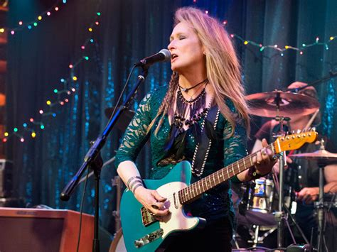 meryl streep movies meryl streep plays guitar in ricki and the flash photo