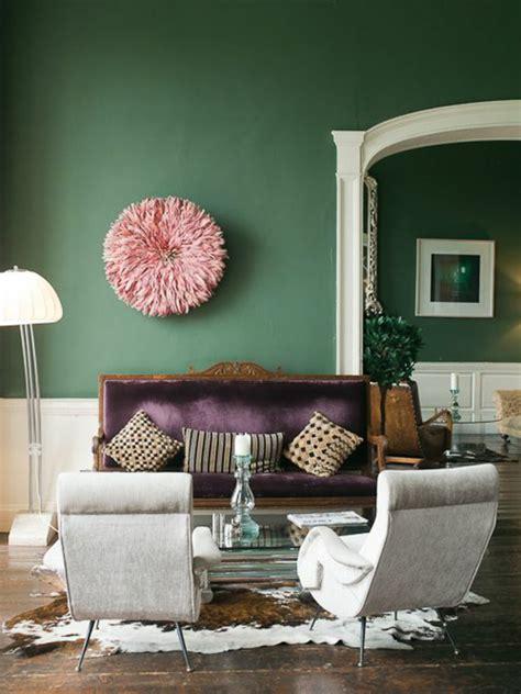 green wohnzimmer ideen wandfarben geschickt aussuchen sch 246 ne w 228 nde kreieren