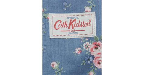 Smiggle Yay Fold Away Backpack Blue lyst cath kidston fold away bag in blue