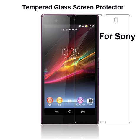 Sale X Peria M2 Tempered Glass Screen Protector Anti Gores Kaca aliexpress buy sales high quality tempered glass
