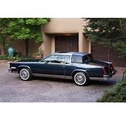 1985 Cadillac Eldorado  Information And Photos MOMENTcar