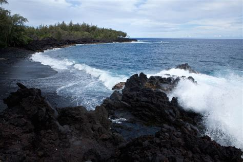 black beaches where can you find black sand beaches roselawnlutheran