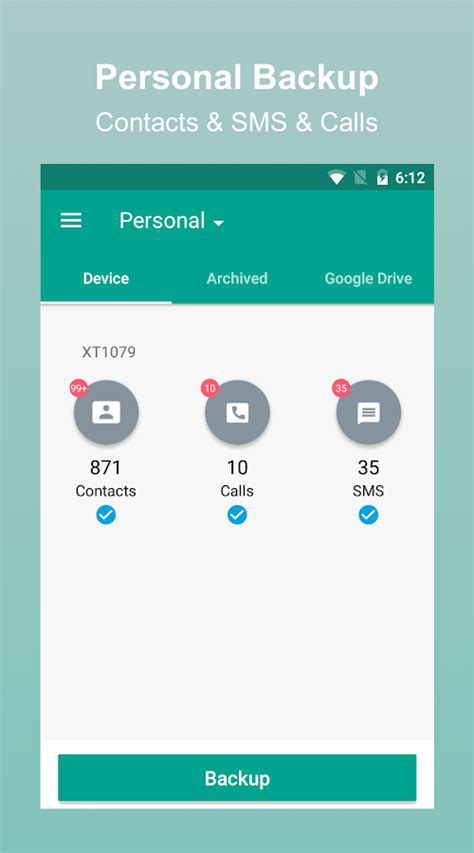 Play Store Backup App Sms Contact Backup Restore Android Apps On