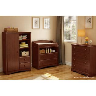 south shore sweet morning changing table south shore sweet morning changing table royal cherry