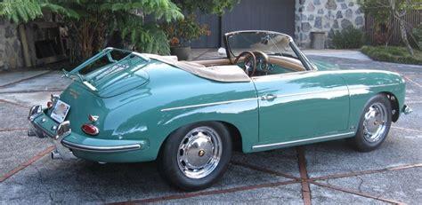 Porsche 356 Roadster by 1961 Porsche 356 Roadster For Sale