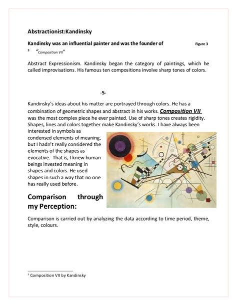 Abstract Expressionism Essay by Abstract Expressionism Essay