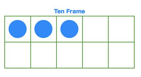 ten frame template blank ten frame free template clipart best