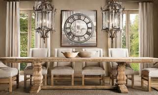 Restoration Hardware Dining Rooms by Restoration Hardware Dining Room Interior Design Pinterest