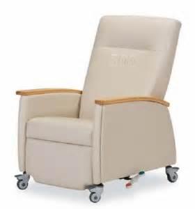 ioa recliners a patient room recliner by ioa furniture medcity news