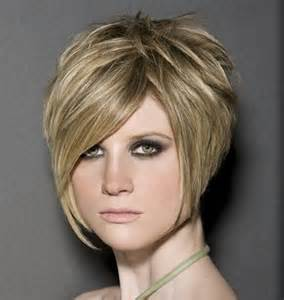 angled hairstyles for medium hair 2013 short stacked hairstyles