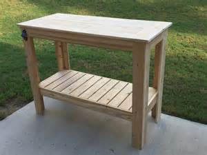 Build A Buffet Table Build Outdoor Buffet Table Image Mag
