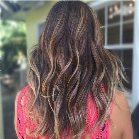 partial highlights on brown hair 25 best ideas about partial blonde highlights on
