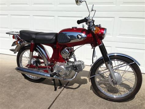Spuul Starer Honda S90 Ori Nos page 123856 new used motorbikes scooters 1969 honda