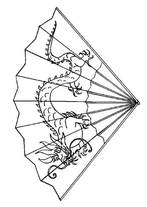 vietnamese dragon coloring page kleurplaat draken 7522 kleurplaten
