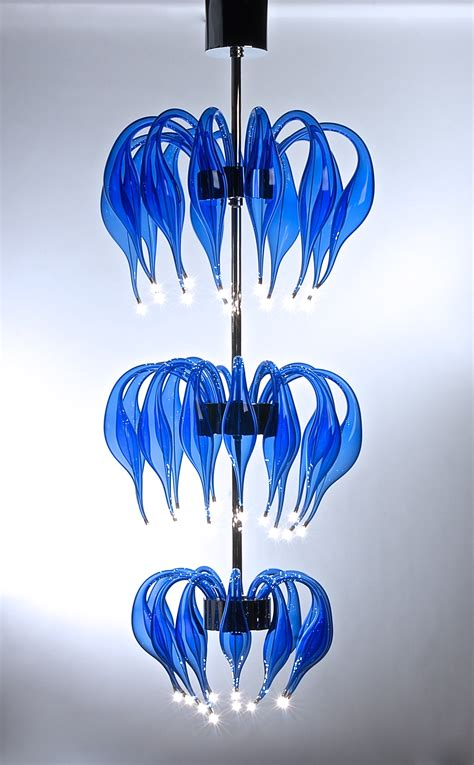 Lu Chandelier born from tradition to the lu murano chandeliers