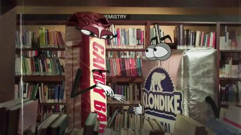 klondike commercial actress klondike kandy bars tv spot chemistry ispot tv