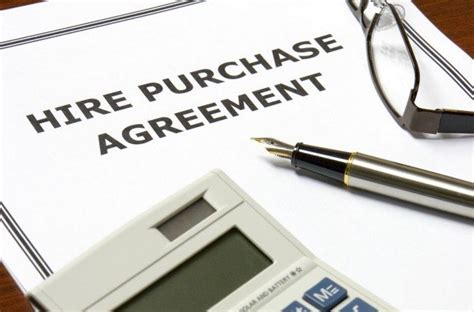 What is Hire Purchase   And How Does Hire Purchase Really