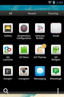 android themes vintage vintage sky android theme for go launcher androidlooks com