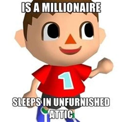 Animal Crossing Memes - animal crossing animals and the story on pinterest