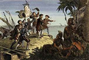 columbus day discovery of the new world celebration tti
